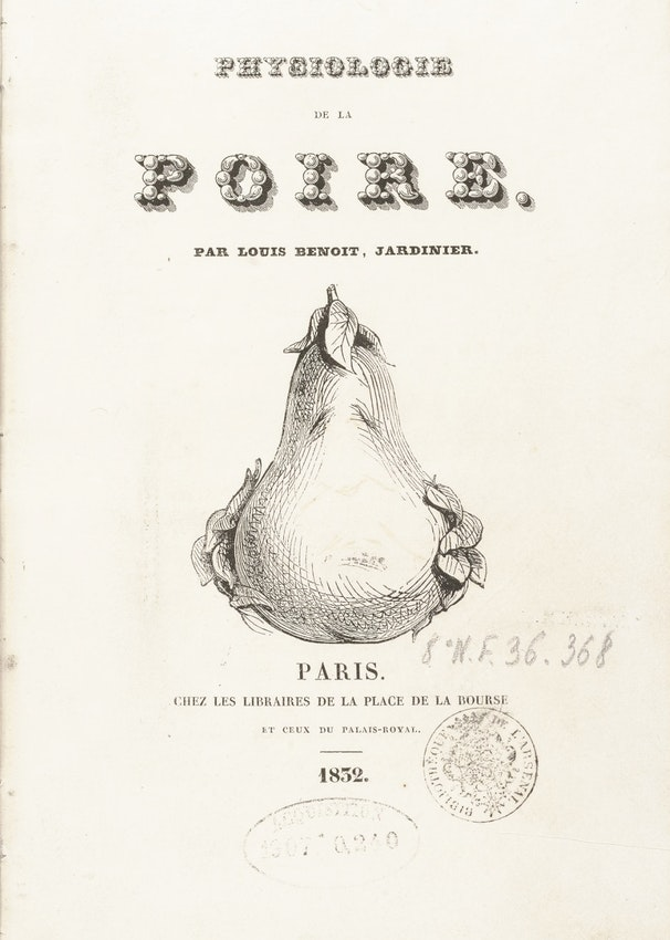 Cover of Sébastien Peytel Physiology of the Pear